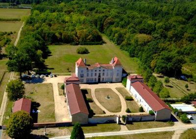 chateau des Périchons, 3 chambres d'hôtes VIP dans la Loire (42)