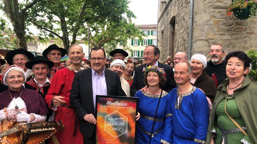 Le plus beau marché de France 2019 est dans le Forez!