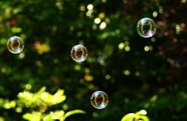 Des bulles de bonheur au château des Périchons